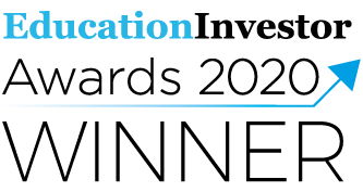 Education Investor Awards 2020. Ganador 2020